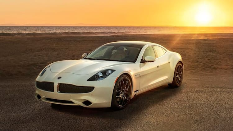 There's a new Karma Revero called the Aliso, and it costs $145,000