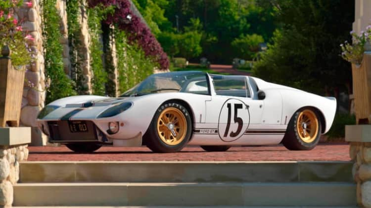 Ford GT Roadster Prototype, GM Styling Corvettes, more coming to Mecum Florida auction