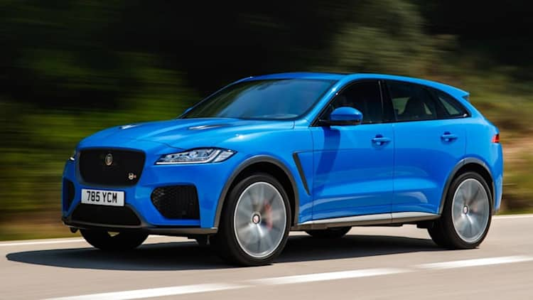 2019 Jaguar F-Pace SVR First Drive Review | Magnificent beast