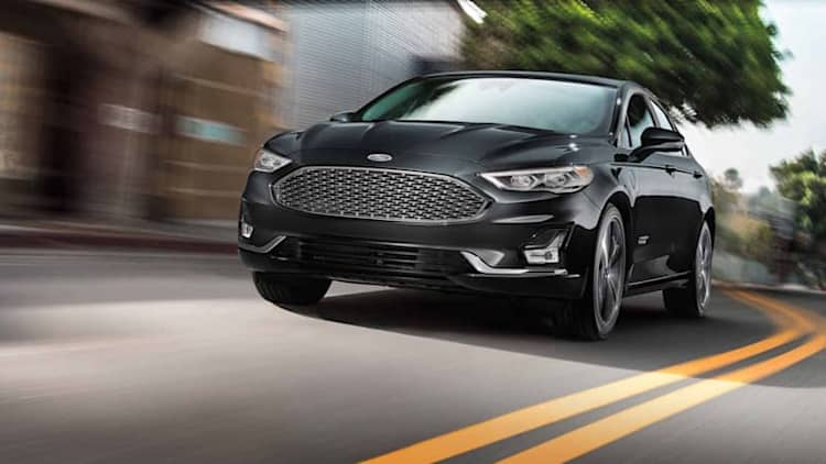 2019 Ford Fusion Energi recalled for uncovered fuse in high-voltage area