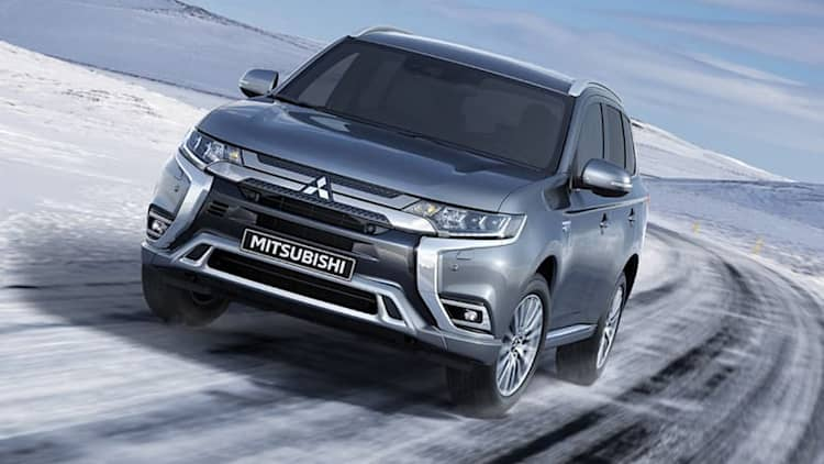 Mitsubishi Outlander PHEV gets more power, range and capabilities