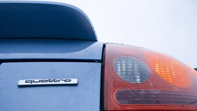 Driven by design: Bringing home a first-generation Audi TT