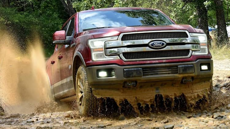 These are the best-selling cars, trucks, and SUVs of 2017 ... so far