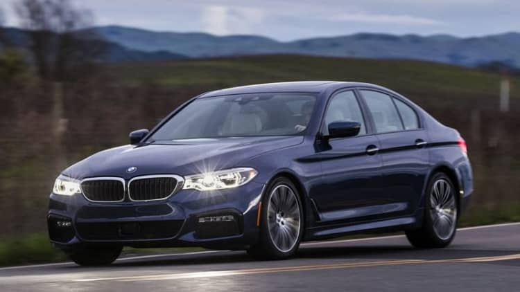The Ultimate Self-Driving Machine?   2017 BMW 5 Series First Drive