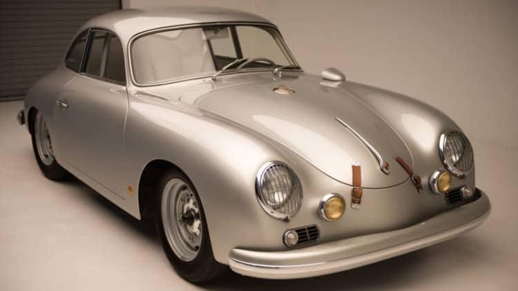 'Porsche Effect' exhibit to celebrate brand's design, engineering