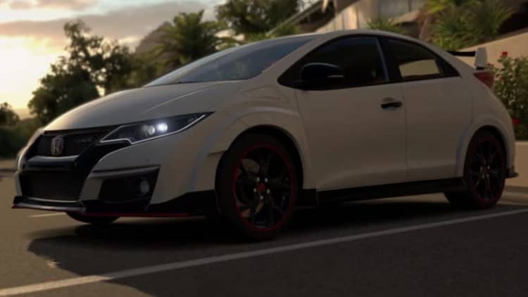 A pair of different but awesome Hondas star in the latest Forza Horizon 3 car pack
