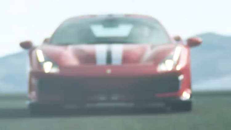 Ferrari 488 Special Series finally shown in official teaser video