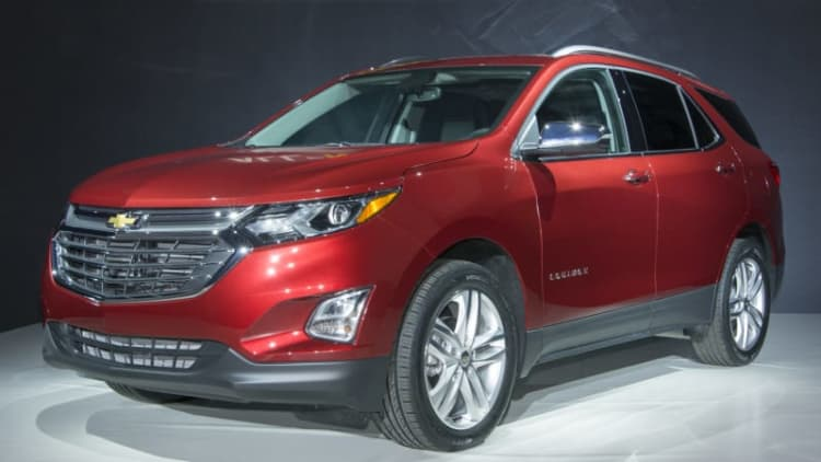 2018 Chevy Equinox diesel officially gets up to 39 mpg