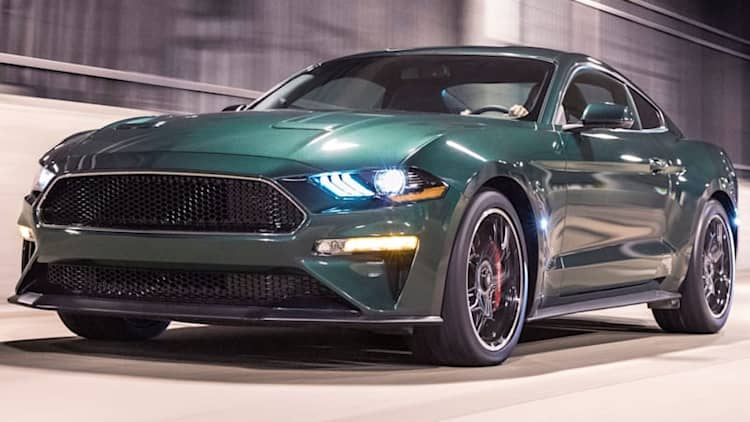 First Ford Mustang Bullitt will be auctioned off at Barrett-Jackson for charity