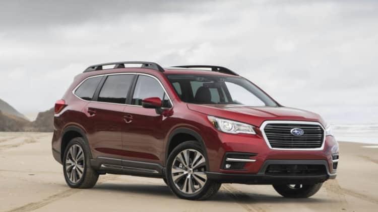 2018 Subaru Ascent Drivers' Notes Review | Subaru redux
