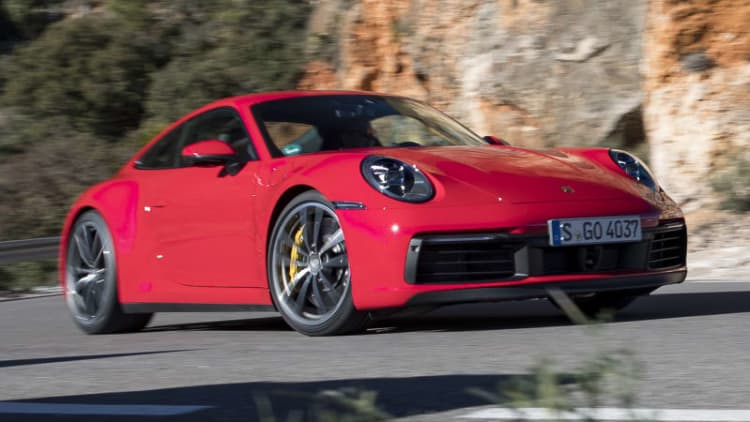 2020 Porsche 911 Carrera S and 4S First Drive Review | Whatever it takes