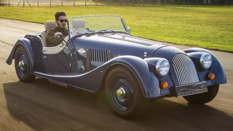 Replica law paves way for Morgan's return to America