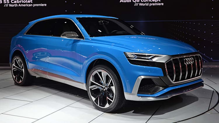 Audi the latest automaker to bail on 2019 Detroit Auto Show