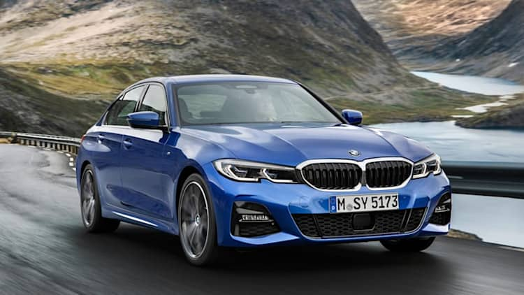 2019 BMW 3 Series revealed at 2018 Paris Motor Show