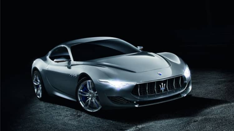 0-to-62 in 2 seconds: Maserati Alfieri electrics will take on Tesla with Ferrari's help