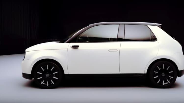 Honda's E Prototype is 95 percent production ready