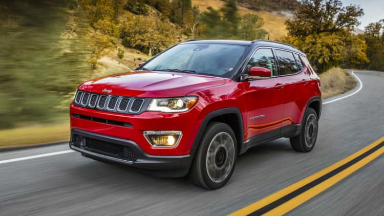 Stepping on the Cherokee's toes | 2017 Jeep Compass First Drive