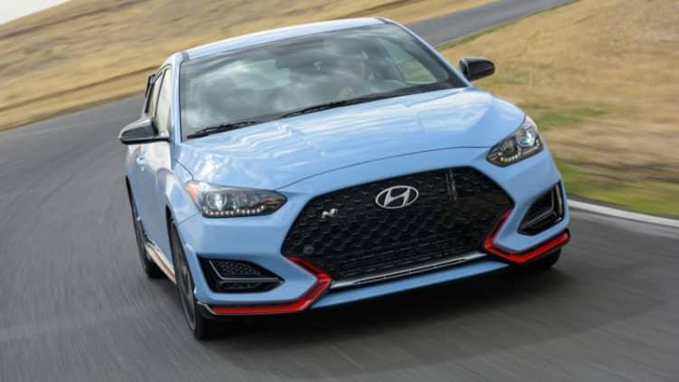 2019 Hyundai Veloster N Review | Testing Hyundai's hottest hatch in America