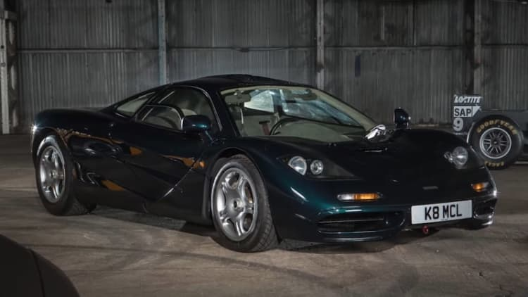 McLaren F1 25 years later: Designer Gordon Murray reflects on his classic creation