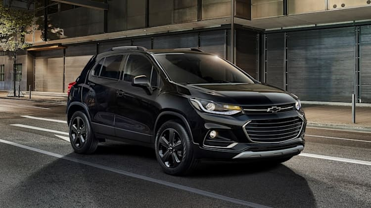 Chevrolet issues Trax recall due to detaching control arms