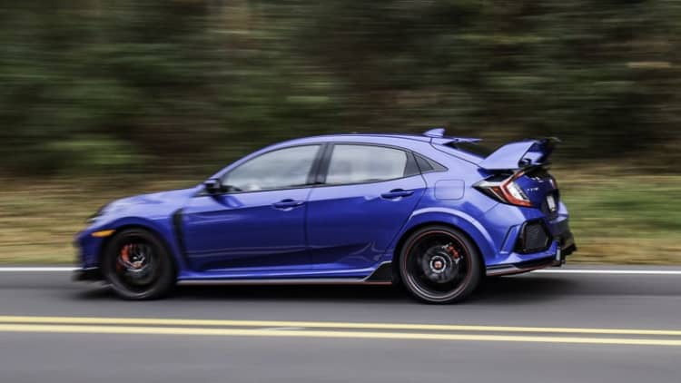 2017 Honda Civic Type R Drivers' Notes | Civic leader