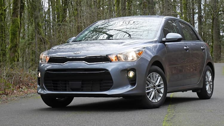 2018 Kia Rio is the only subcompact car to earn IIHS highest safety rating