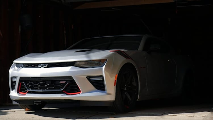 2018 Chevy Camaro SS Drivers' Notes   Demonstrative power, middling interior