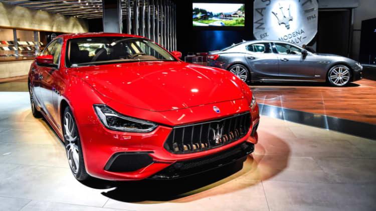 Maserati ditches hydraulic steering to add semi-autonomous driver aids