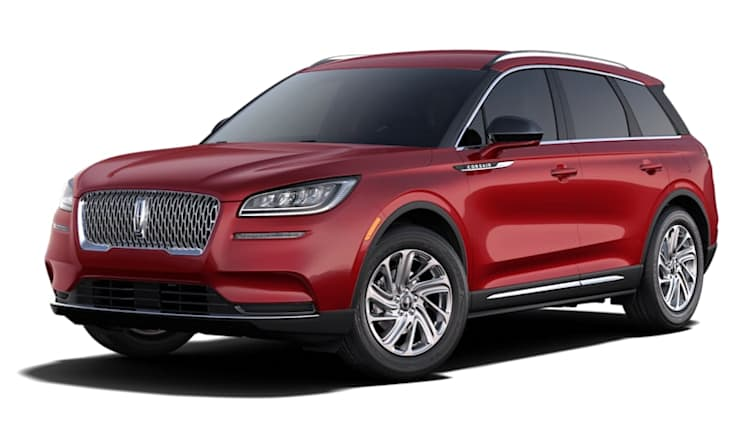 2020 Lincoln Corsair gets a price, and there's a wide range
