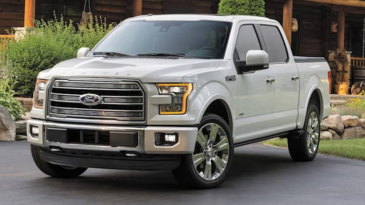 Ford recalls 200,000 2016 F-150s and Explorers