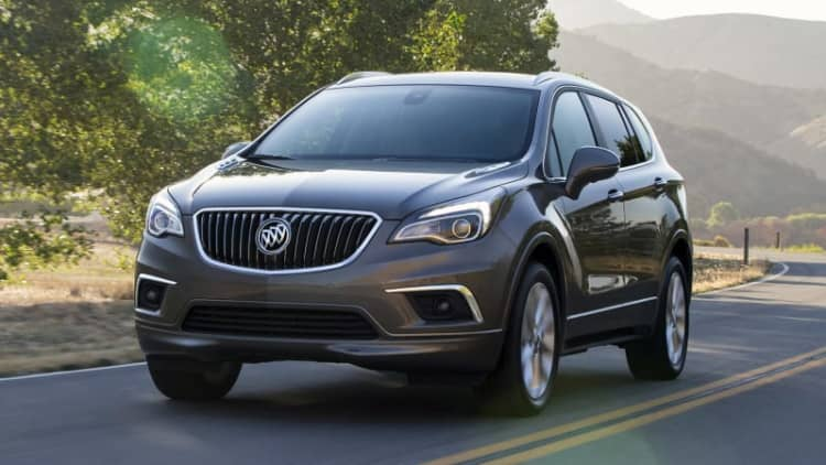 The Chinese experiment | 2017 Buick Envision First Drive