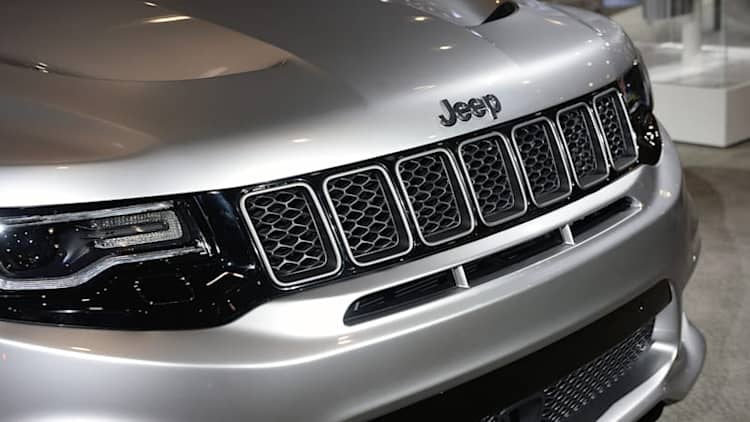 China's Great Wall confirms its interest — in Jeep, or all of FCA