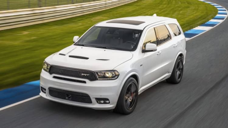 Dodge Durango SRT vs. Jeep Grand Cherokee SRT   Which should you buy?