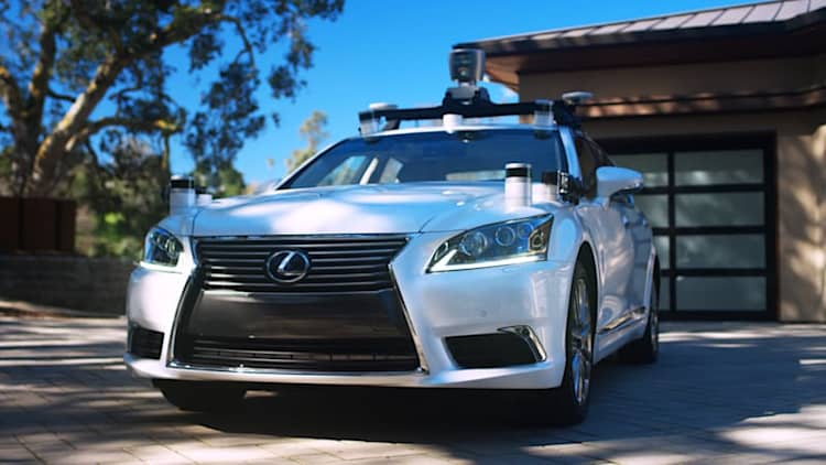 Toyota pauses self-driving car testing amid Uber accident probe