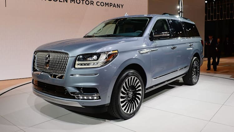 Lincoln reveals the posh and powerful 2018 Navigator