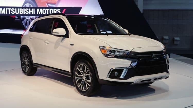 2018 Mitsubishi Outlander Sport gets a mild makeover
