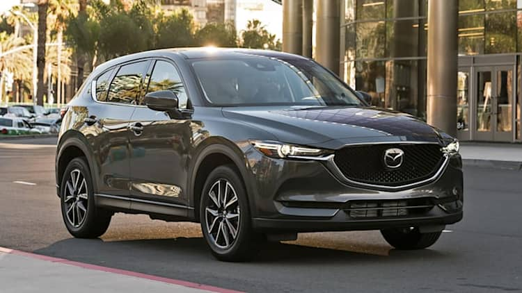 Crossovers help Mazda post its best January sales in 24 years