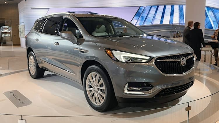 2018 Buick Enclave: How engineers made it larger, lighter, more sophisticated