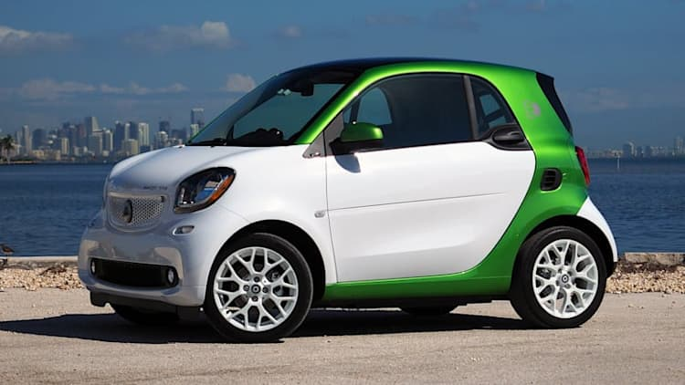 A quirky proposition | 2017 Smart Fortwo Electric Drive First Drive