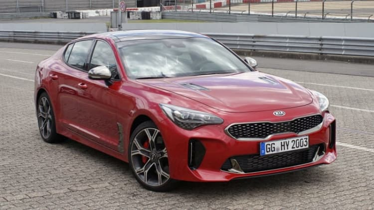 Kia wants to keep Stinger fresh with frequent variants