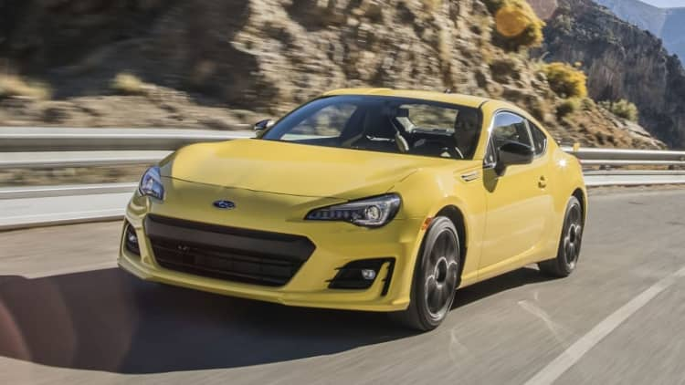 Choose the right tool | 2017 Subaru BRZ Performance Package Second Drive