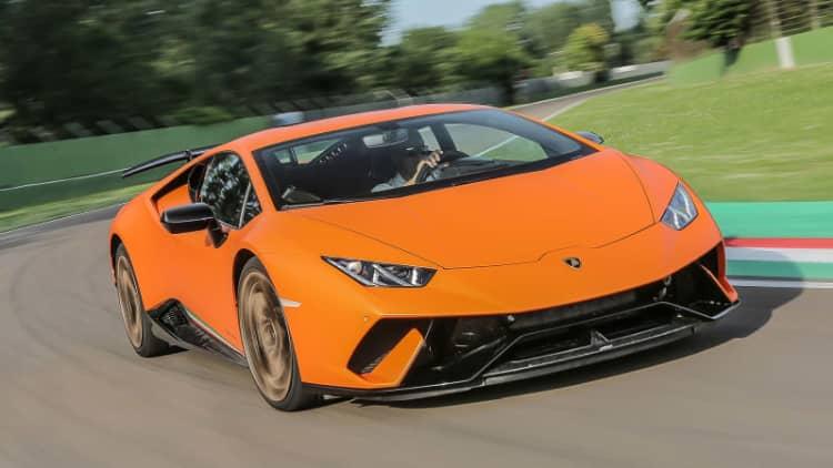 2018 Lamborghini Huracan Performante First Drive | The Banshee of Sant'Agata