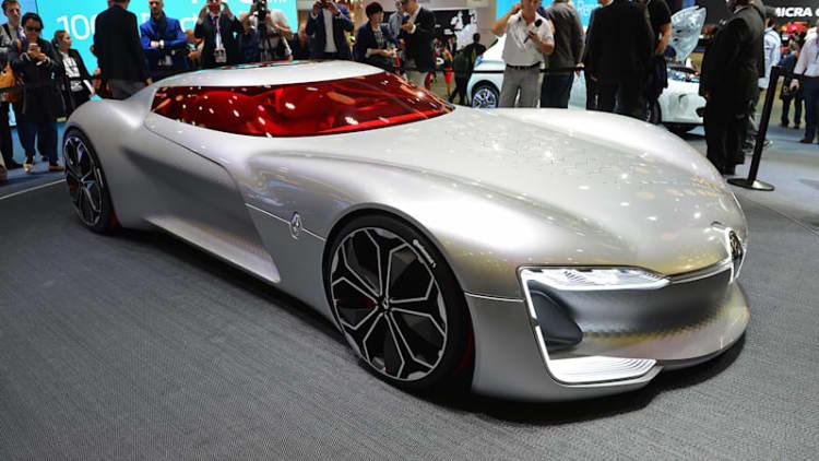 Auto Show News And Photos Autoblog - Concept car show