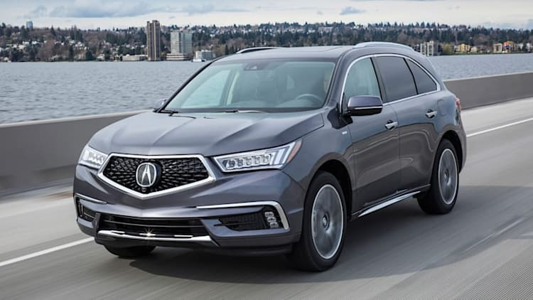 A smoother operator | 2017 Acura MDX Sport Hybrid First Drive