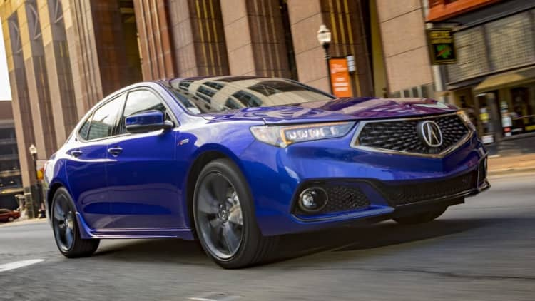 Nice car seeks Millennials | 2018 Acura TLX First Drive