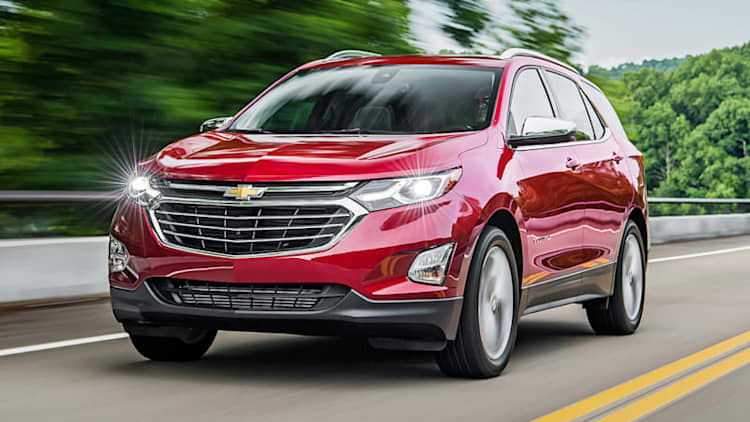 Middle of the pack powerhouse | 2018 Chevrolet Equinox 2.0T First Drive