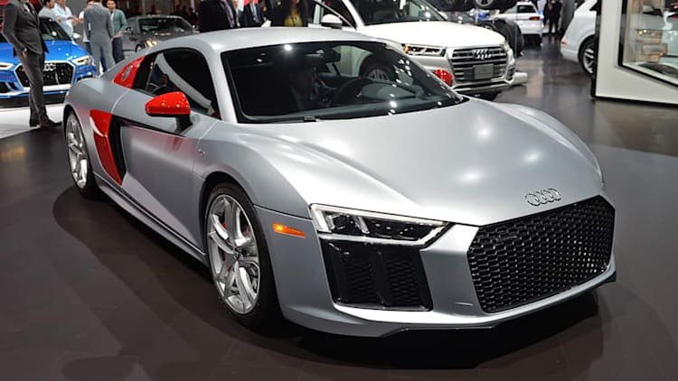 Audi Sport launches limited edition R8 but doesn't add any more performance