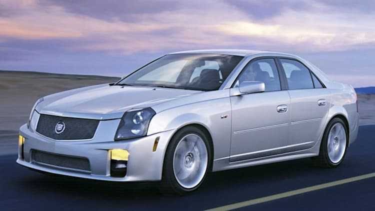 Cadillac calling in 4,900 CTS-V models for brake issue