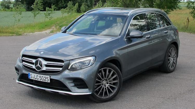 2016 Mercedes-Benz GLC250 Quick Spin