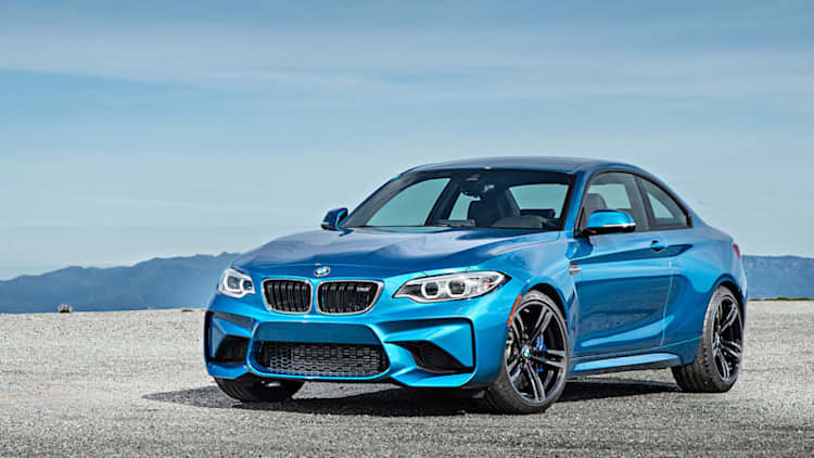 BMW halts delivery of several M cars for rear differential problem